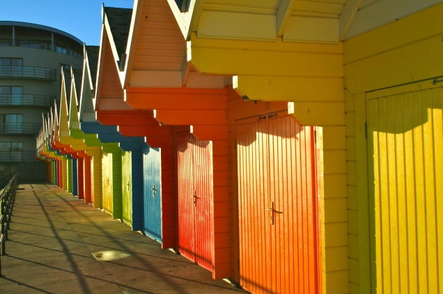 Seaside Chalets