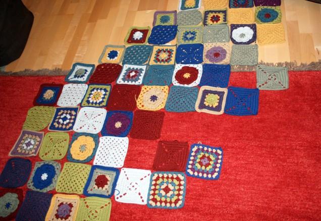 Blanket Pattern Planning