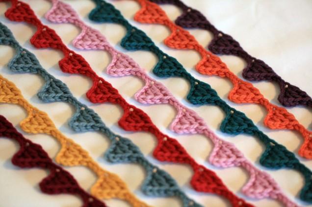 Crochet Mini Bunting 1