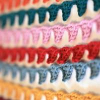 Crochet Mini Bunting