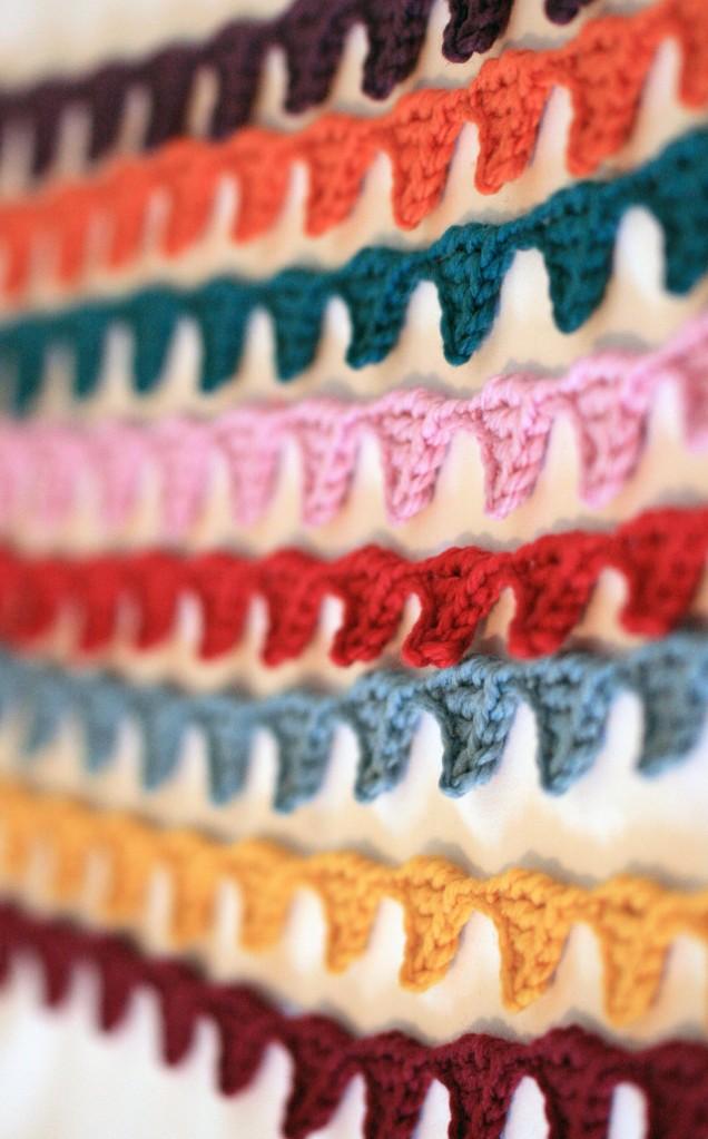 Crochet Mini Bunting 3