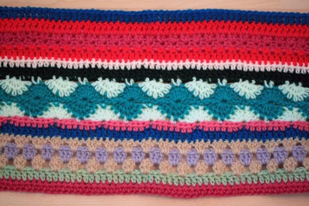 Blanket CAL week 3