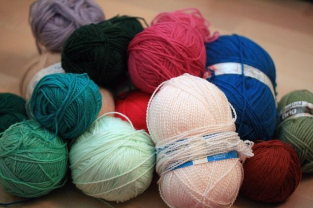 Blanket CAL Yarn