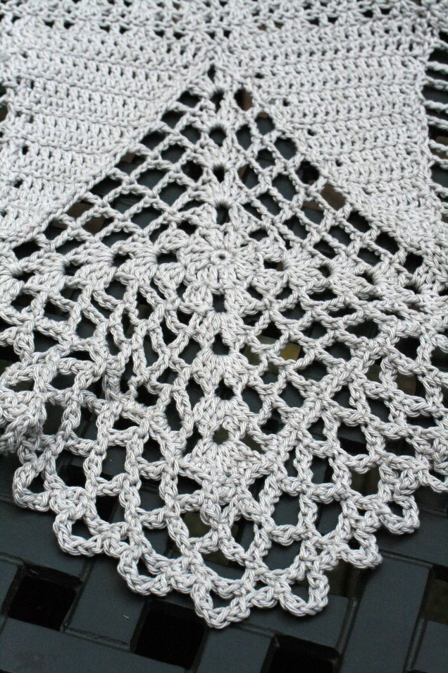 Crochet Skirt Hemline Square 3