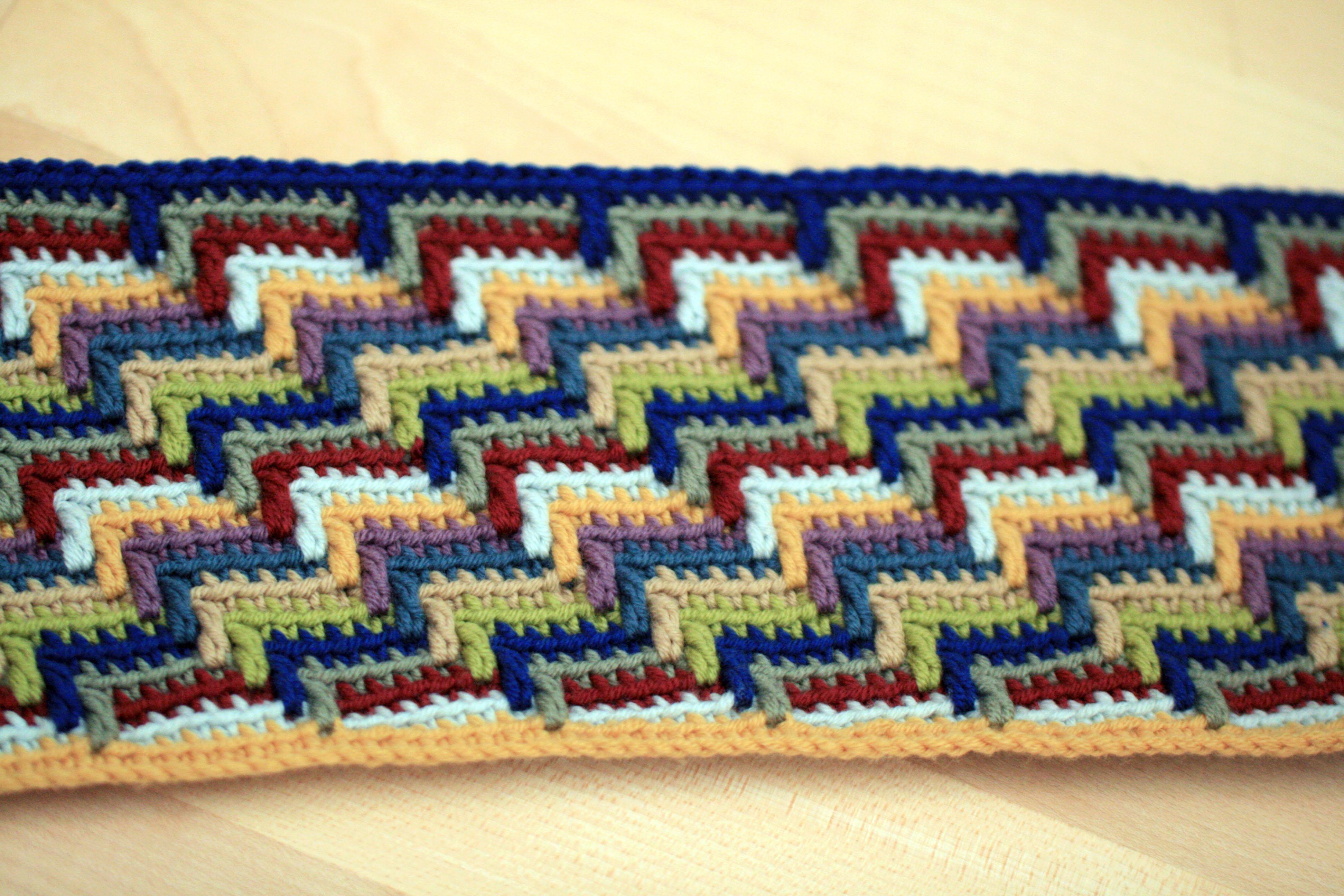 How To Crochet Apache Tears Pattern For Blanket : Apache Tears Free Pattern