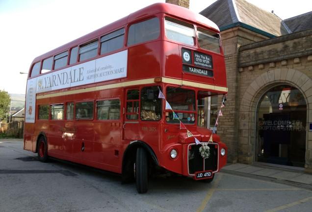 Yarndale Bus