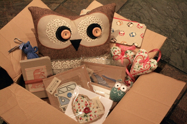 Love Lucie Box of Goodies
