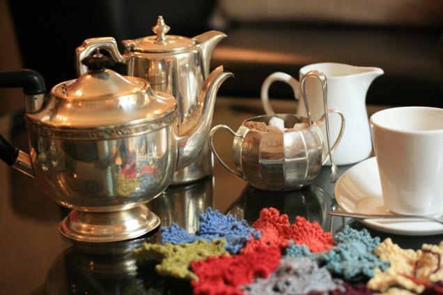 Morning Tea and Craft