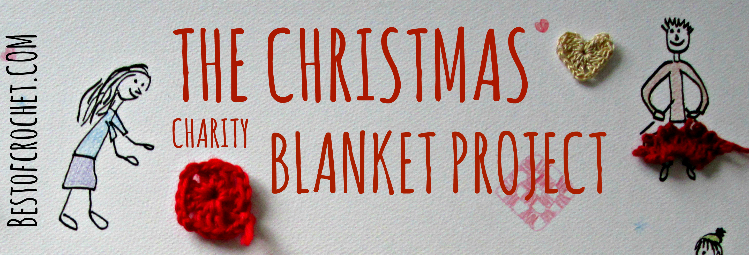 Directions for The Christmas Charity Blanket Project – Join in!