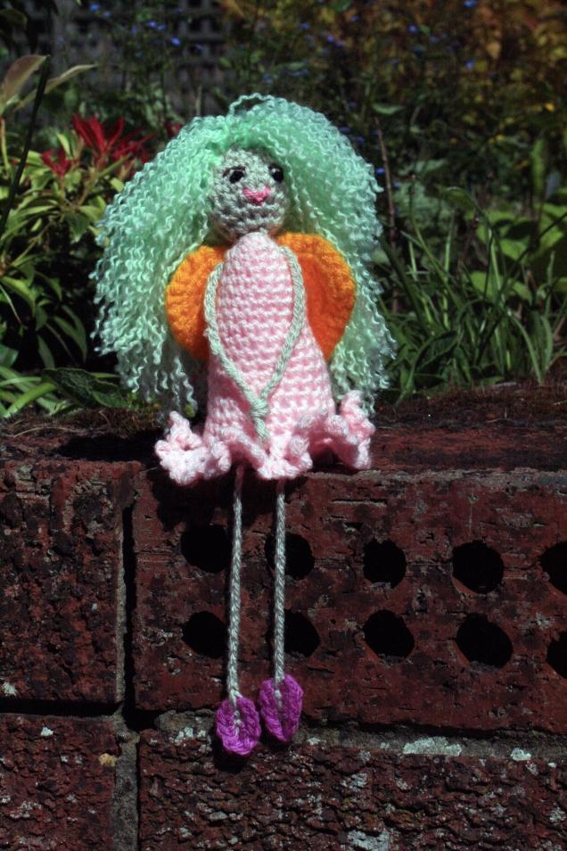 Crochet Fairy Dolly