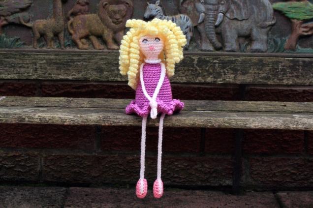 Imogen Crochet Dolly