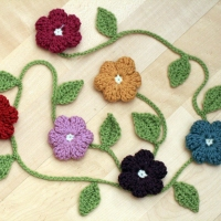 Leaf Garlands for the Flowers