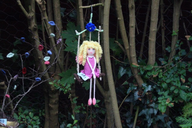 Fairy Imogen on a Swing