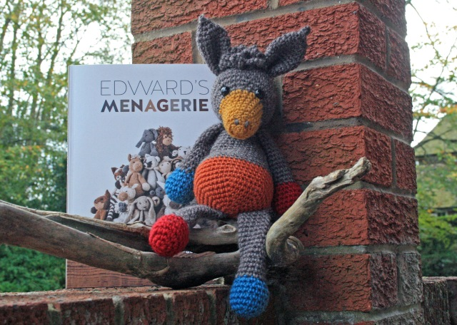 Crochet Donkey Angharad 3