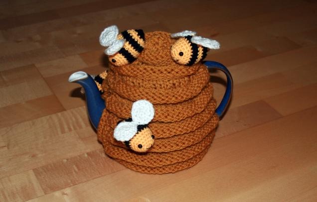 Behive Tea Cosy