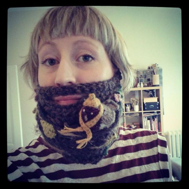 Debs Birds Nest Beard