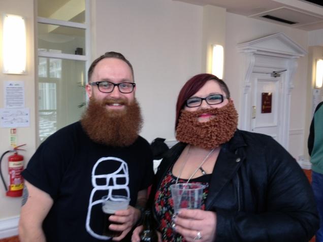Crochet Woolly Beard sold