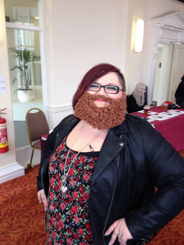 Crochet Woolly Beard