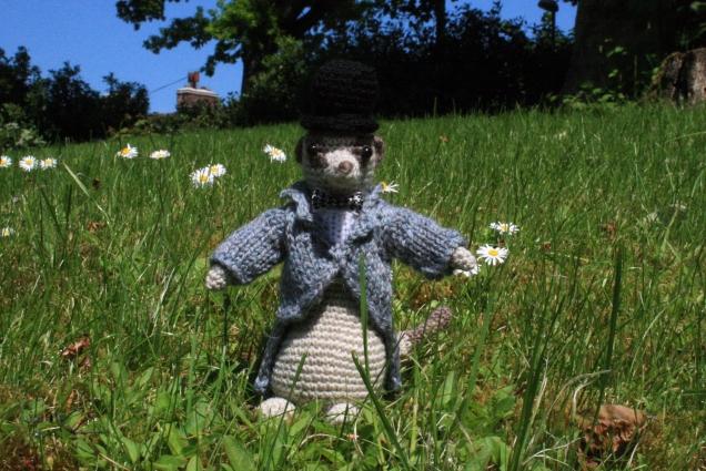Crochet Meercat Groom