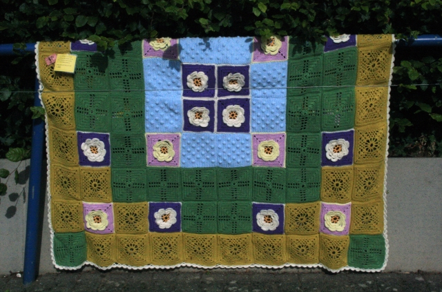 Lily Pond Blanket